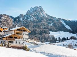 Luxury Chalet Plazola, apartment in Selva di Val Gardena