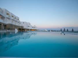 The George Hotel Mykonos, hotel in Platis Yialos Mykonos
