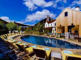 Lone Star Court, by Valencia Hotel Group, Barton Springs-sundlaugin, Austin, hótel í nágrenninu
