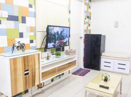Aya Stays 5 at Parahyangan Residence, hotel with pools in Bandung