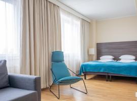 Torget Aparthotel, hotelli Porissa