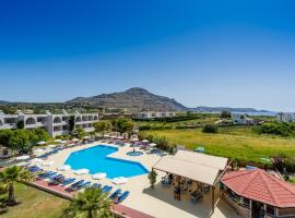Lardos Bay, resort in Lartos