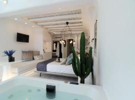 Narcissus Luxury Suites, villa in Naxos Chora