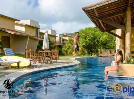 Bosque da Praia - ePipa Hotéis, hotel in Pipa