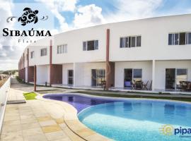 Sibaúma Flats - ePipa Hotéis, hotel em Pipa
