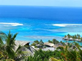 #6 Beach Villa Bliss by TAHITI VILLAS, hotel in Papetoai