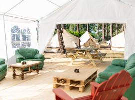 The Glamping Spot, camping à Biscarrosse