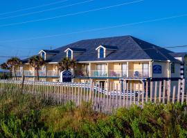 Ocean Sands Beach Inn - Saint Augustine, hotel in St. Augustine