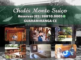Condomínio Chalés Monte Suiço, pet-friendly hotel in Guaramiranga