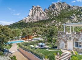 Antica Fonte Holiday Homes, hotel with pools in San Pantaleo