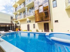 Eridan Hotel, budget hotel in Anapa