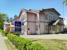 Elīna, hotel in Jūrmala