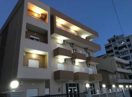 Villa Dedej, hotel in Durrës