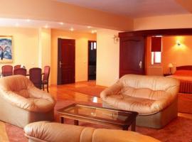 Hotel Maria, hotel din Râmnicu Vâlcea
