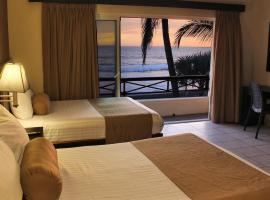 Hotel La Siesta, hotel en Mazatlán