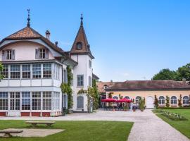 Château de Bossey, hotel in Bogis-Bossey