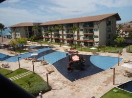 Condomínio Polinésia, hotel with jacuzzis in Porto De Galinhas