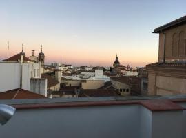Ático en el centro, апартаменты/квартира в городе Мадрид
