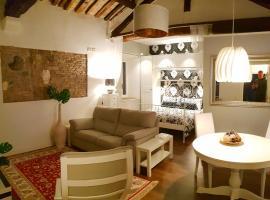 La Casa nel Castello, casa o chalet en Ostia Antica