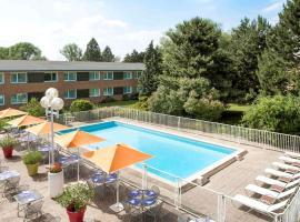 Novotel Metz Amnéville, hôtel à Maizières-lès-Metz près de: Parc Walibi - Lorraine