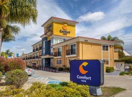 Comfort Inn Castro Valley, hotel near Oakland Coliseum, Castro Valley