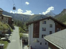 Hotel Plateau Rosa, hotel in Zermatt