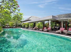 Gending Kedis Luxury Villas & Spa Estate, hotel in Jimbaran