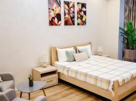 Absolute Center Luxury Apartment, viešbutis Kišiniove, netoliese – Central market