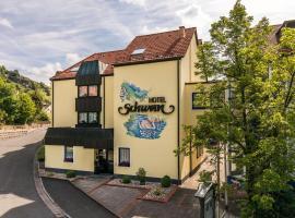 Hotel Schwan, Hotel in Pottenstein