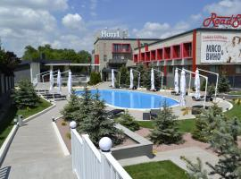 Road Star Hotel, готель у місті Дніпро