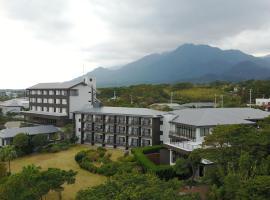 屋久島グリーンホテル、屋久島のホテル