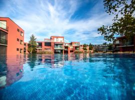 Bavaria Club Apartman, resort village in Balatonlelle