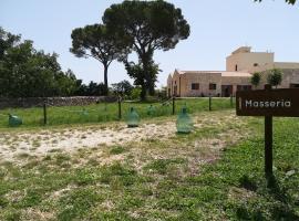 Tenuta Tedone Consolini, farm stay in Ruvo di Puglia