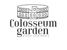 Colosseum Garden studio apartments, apartment in Pula