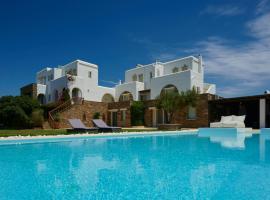 Grace Villa, hotel near Pachia Ammos Beach, Tinos Town