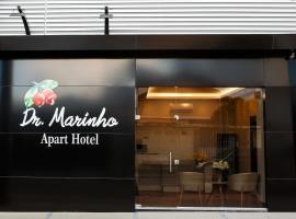 Dr. Marinho Apart Hotel, serviced apartment in Vitória da Conquista