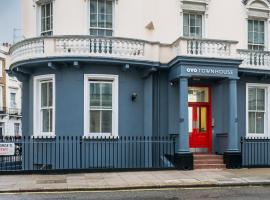 OYO Townhouse New England Victoria, hotel in London