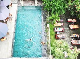 Puri Saron Denpasar Hotel, hotel near Ubung Bus Station, Denpasar