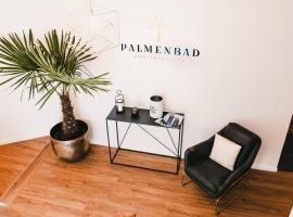 Hotel Palmenbad, hotel near Kassel Calden Airport - KSF, Kassel