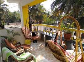 Cupid's Heaven Beach Resort, homestay in Agonda