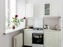 Apartment on Efremova 20, hotel in Moscow