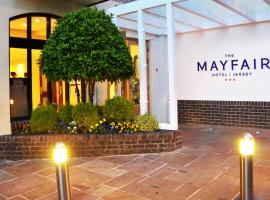 Mayfair Hotel, hotel in Saint Helier Jersey