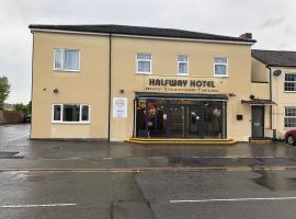 Halfway Hotel, hotel near Download Festival, Coalville