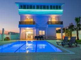Villa on Kadriye Mahallesi, отель в Белеке, рядом находится Тематический парк The Land of Legends