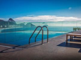 Miramar Hotel by Windsor, hotel with pools in Rio de Janeiro