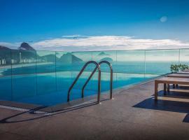 Miramar Hotel by Windsor, beach hotel in Rio de Janeiro