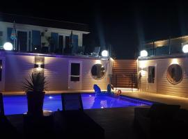 Hotel la piscine, hôtel à Villers-sur-Mer près de: Polyclinique de Deauville