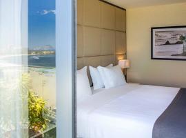 Windsor California Hotel, hotel no Rio de Janeiro