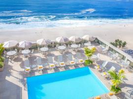 Windsor Excelsior Copacabana, hotel in Copacabana, Rio de Janeiro
