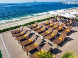 Windsor Leme, hotel near Post 2 - Copacabana, Rio de Janeiro